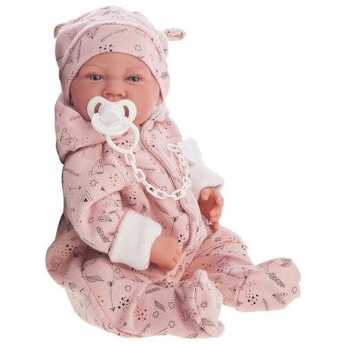 Купить Кукла Antonio Juan Алехандра в розовом, 40 см, 3374P, Куклы и пупсы