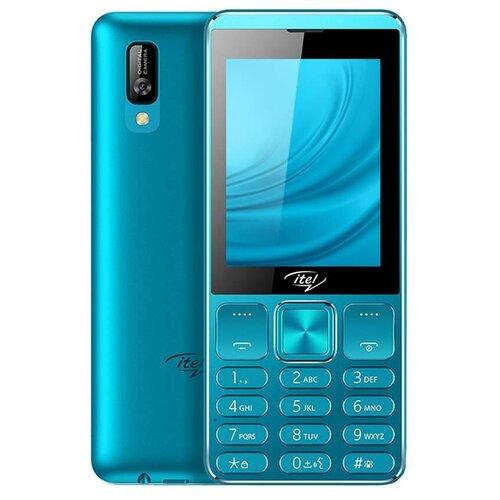 Телефон Itel it6320 голубой