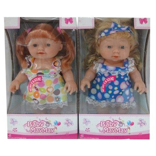 Кукла Наша игрушка Моя радость, 24 см, Y7636401 игрушка