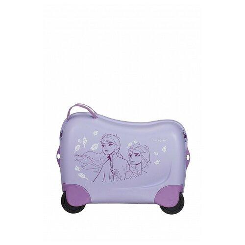 цена на Чемодан Samsonite фиолетовый