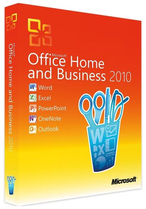 Microsoft Office для дома и бизнеса 2010 — цены на Яндекс.Маркете