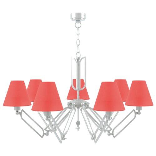 Люстра MAYTONI Hightech 12 M1-07-WM-LMP-O-26, E14, 280 Вт светильник maytoni m1 05 wm lmp o 20
