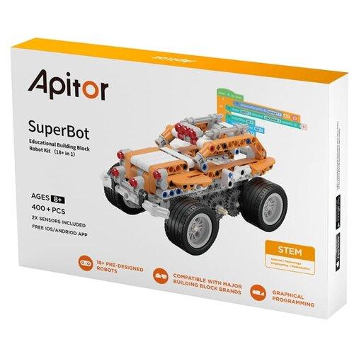 Купить Электромеханический конструктор Apitor SuperBot, Конструкторы