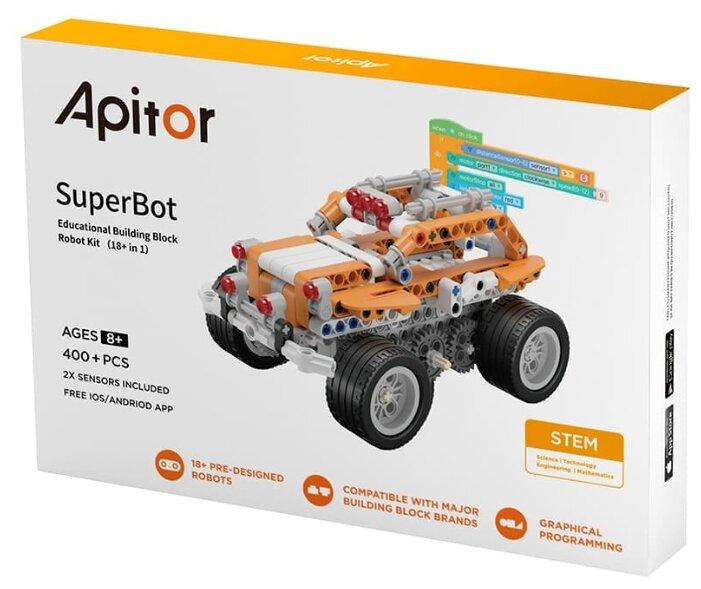 Электромеханический конструктор Apitor SuperBot