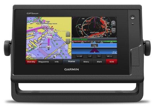 Эхолот Garmin GPSMAP 722