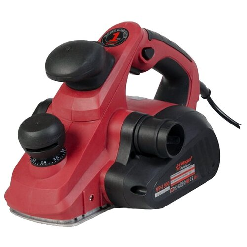 Электрорубанок Vega VP-1300 красный/черный