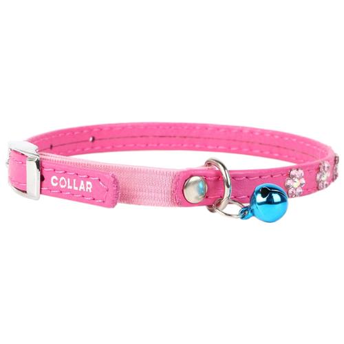 Ошейник COLLAR Glamour (3255) розовый