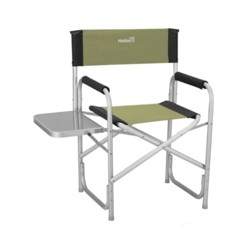 Кресло HELIOS HS-95200S зеленый/серый