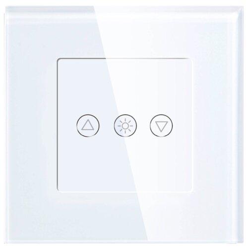Фото - Умный встраиваемый Wi-Fi сенсорный диммер/выключатель HIPER IoT Dimmer WT01G 1 линия, белый умный wi fi модуль выключатель hiper iot switch m02 белый hdy sm02