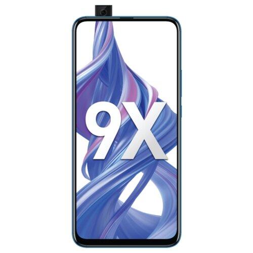Смартфон Honor 9X 4/128GB сапфировый синий смартфон
