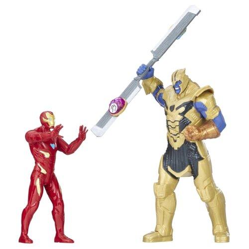 Фигурки Hasbro Мстители. Война бесконечности. Железный человек против Таноса E0559Игровые наборы и фигурки<br>