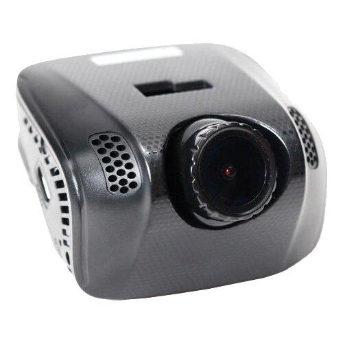 Видеорегистратор QStar RG52, 2 камеры, GPS черный