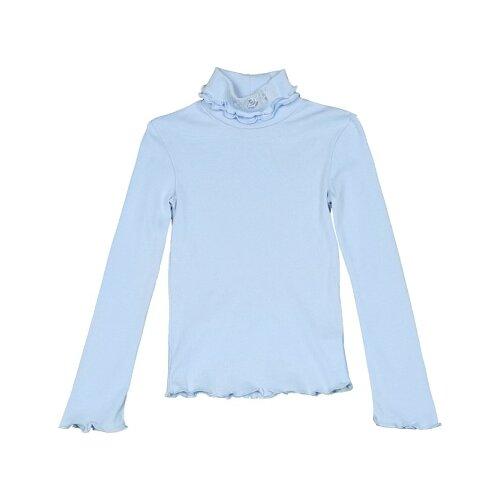 Купить Водолазка Снег размер 152, голубой, Свитеры и кардиганы