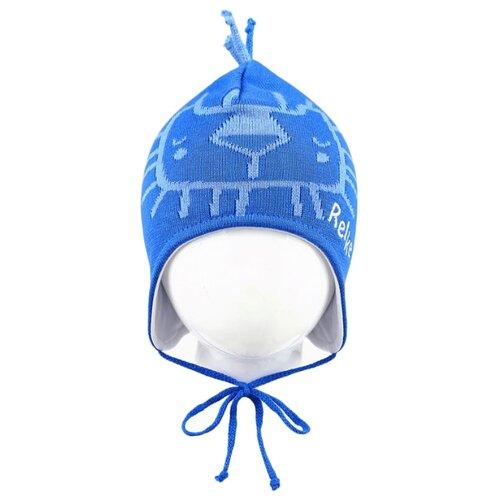 Купить Шапка Reike размер 48, голубой, Головные уборы