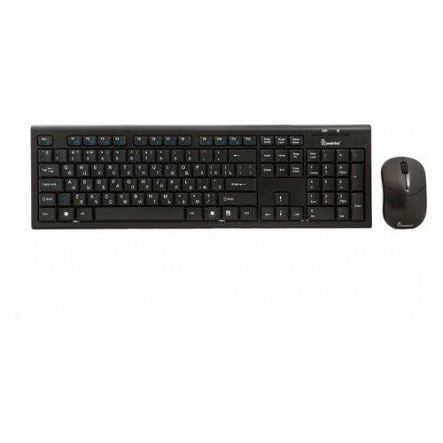 Клавиатура и мышь SmartBuy SBC-23335AG-K Black USB