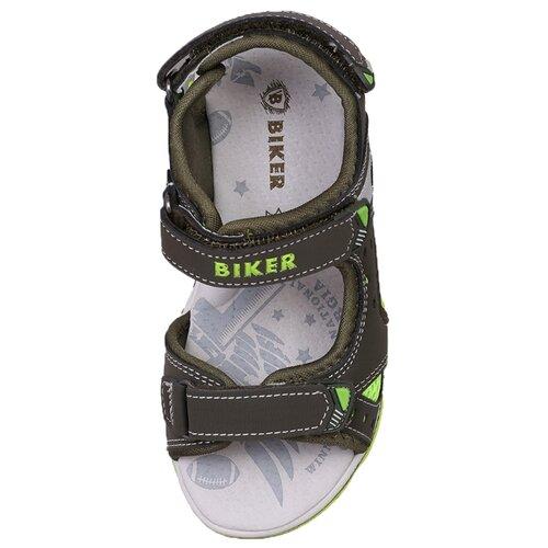 Сандалии Biker размер 30, хакиСандалии<br>