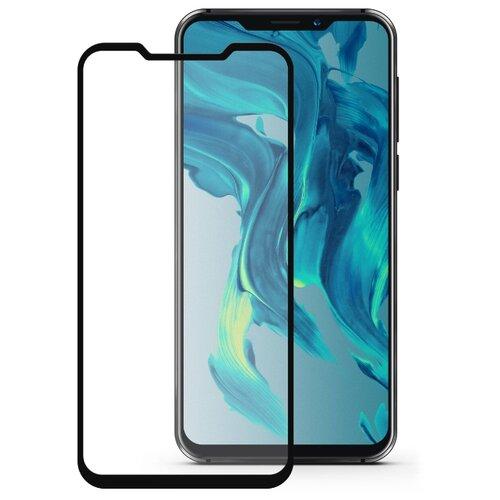 Защитное стекло Mobius 3D Full Cover Premium Tempered Glass для Meizu X8 черный защитное стекло mobius 3d full cover premium tempered glass для meizu m5c черный