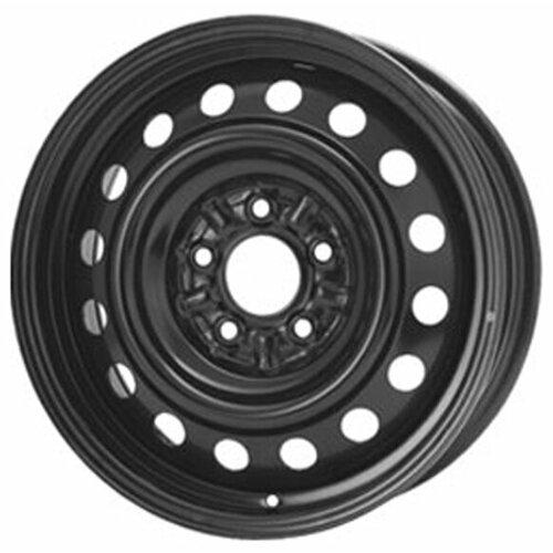 Фото - Колесный диск KFZ 9228 6.5x16/5x114.3 D67 ET46 black tech line 739 6 5x17 5x114 3 d67 1 et46 bd