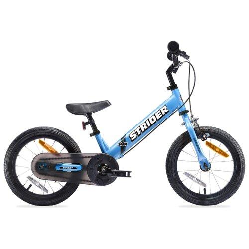 Беговел Strider 14x Sport 2018, синий, Беговелы  - купить со скидкой