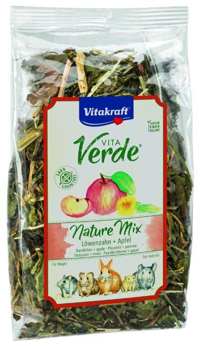 Лакомство для грызунов Vitakraft Vita Verde Nature Mix одуванчик и яблоко