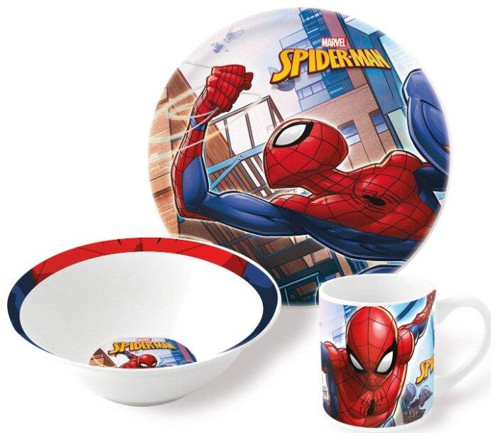 Набор для завтрака Stor Человек-паук Улицы