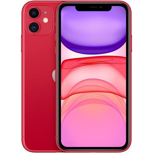 Смартфон Apple iPhone 11 256GB красный