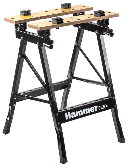 Верстак складной Hammer VRS100 605x360 мм