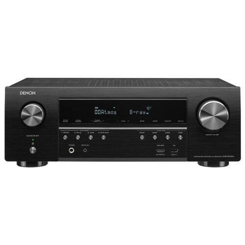 цена на AV-ресивер Denon AVR-S750H black