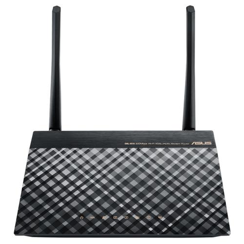 Купить Wi-Fi роутер ASUS DSL-N16 черный