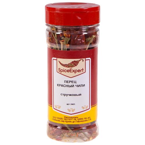 SpicExpert Приправа перец красный Чили стручковый 40 г