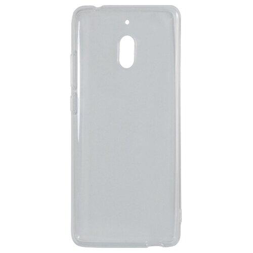 Чехол Akami для Nokia 2.1 (прозрачный силикон) прозрачный