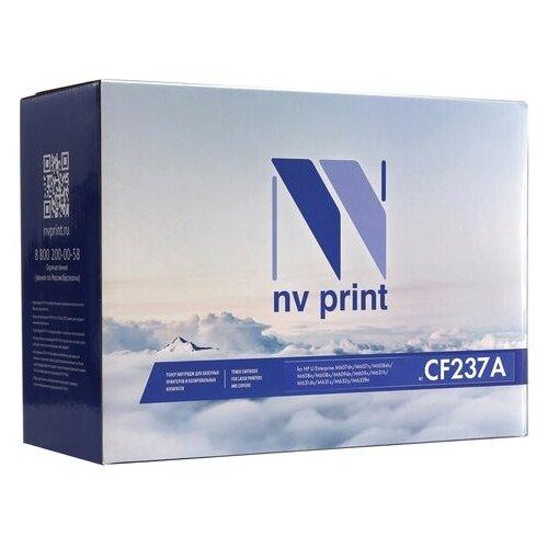 Фото - Картридж NV Print CF237A для HP, совместимый картридж nv print ce412a для hp совместимый