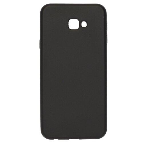 Чехол Volare Rosso Soft-touch для Samsung Galaxy J4+ 2018 (пластик) черный