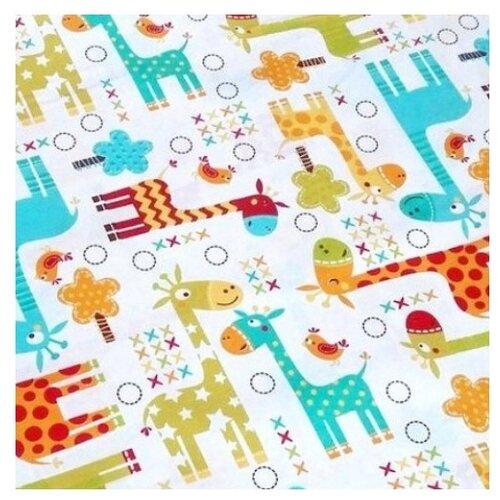 Наволочка Мастерская снов для подушки для беременных U8-350 жирафики