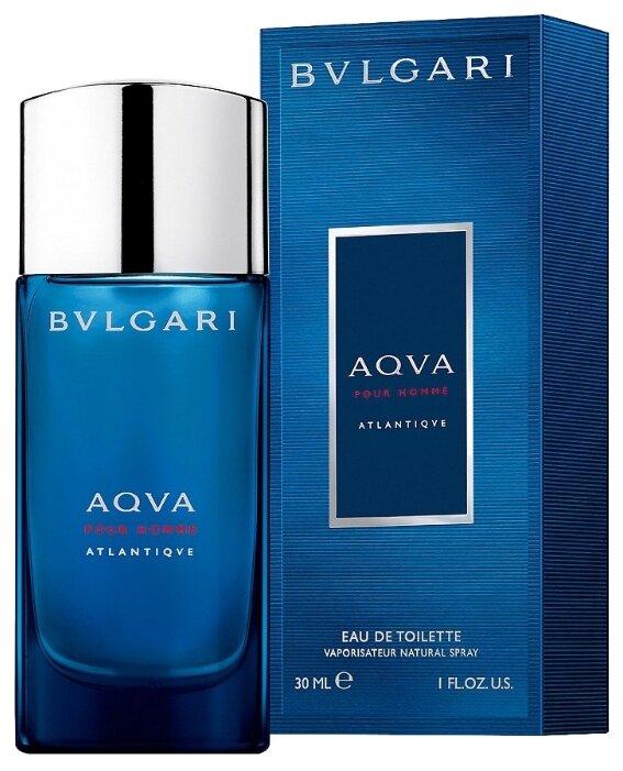 Туалетная вода BVLGARI Aqva pour Homme Atlantiqve