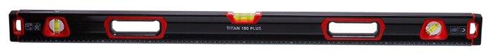 Уровень брусковый 3 глаз. ADA instruments Titan 100 Plus 100 см