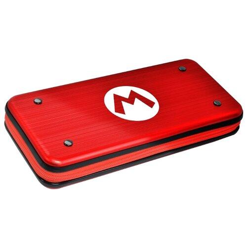 HORI Защитный алюминиевый чехол для консоли Nintendo Switch (NSW-090U / NSW-091U) Super Mario
