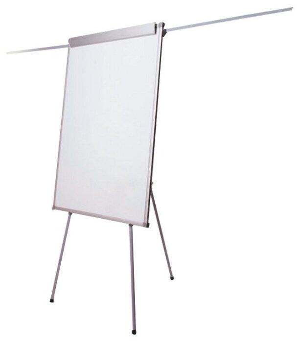 Флипчарт BRAUBERG магнитно-маркерная, 70х100 см, с держателями для бумаги, 236160