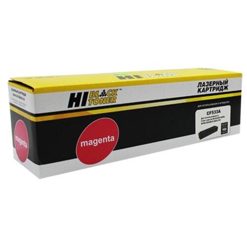 Фото - Картридж Hi-Black HB-CF533A, совместимый картридж hi black hb ce311a совместимый