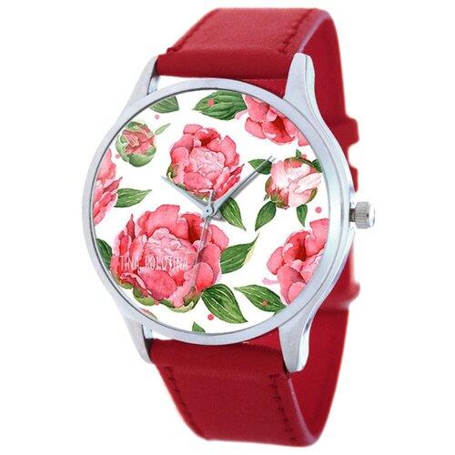 Наручные часы TINA BOLOTINA Розы Extra (EX-034) будильник tina bolotina лондон awo 009
