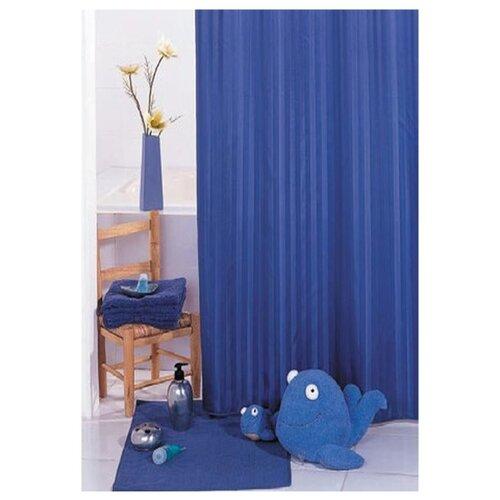 Штора для ванной Bath Plus Hilton 180х200 темно-синий мыльница bath plus bath plus mp002xu02qo3