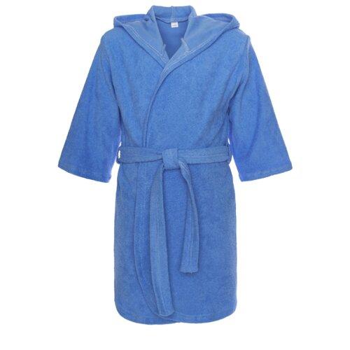 Халат Утенок размер 98, голубой