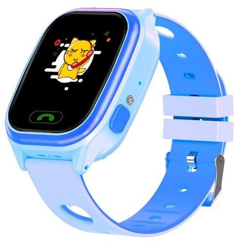 Часы детские Smart Baby Watch Y-85 синие часы детские smart baby watch y 85 синие