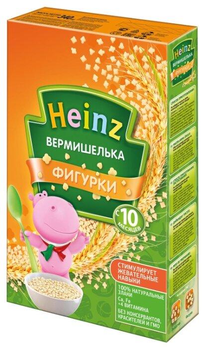Макаронные изделия Heinz Фигурки (с 10-ти месяцев)