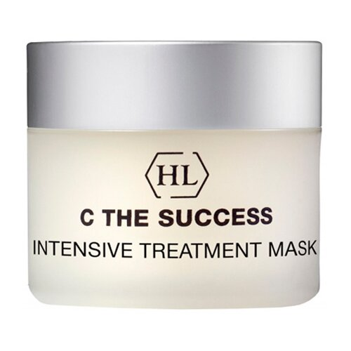 Holy Land C the Success Intensive Treatment Mask With Vitamin C Подтягивающая маска с витамином С, 50 мл holy land c the success intensive day cream with vitamin c интенсивный дневной крем 50 мл