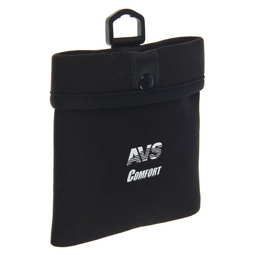 Держатель-мешочек AVS MP-888 черный