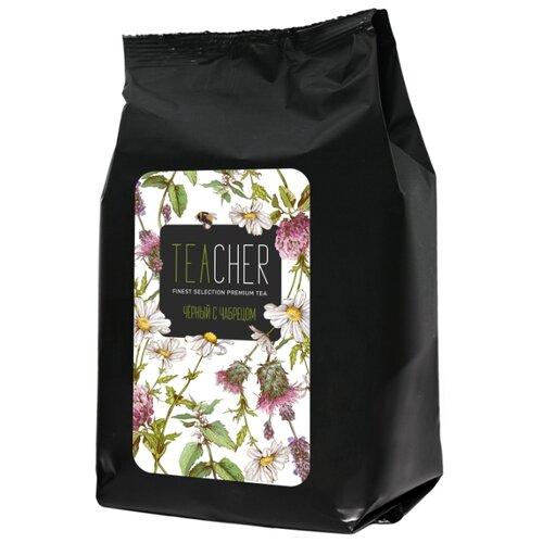 Чай черный Teacher Черный с чабрецом, 250 г чай черный sonnentor с чабрецом 90 г