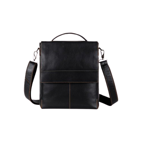 hayder сумка планшет hayder student цвет в асортименте Сумка планшет FABULA, натуральная кожа, черный