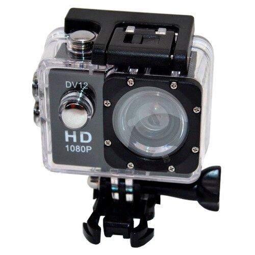 Фото - Экшн-камера Eplutus DV12 черный экшн камера zdk z160kw черный
