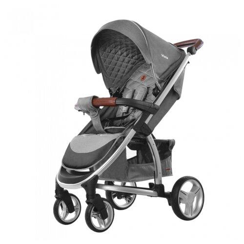 Купить Прогулочная коляска CARRELLO Vista CRL-8505 Shark Gray, Коляски